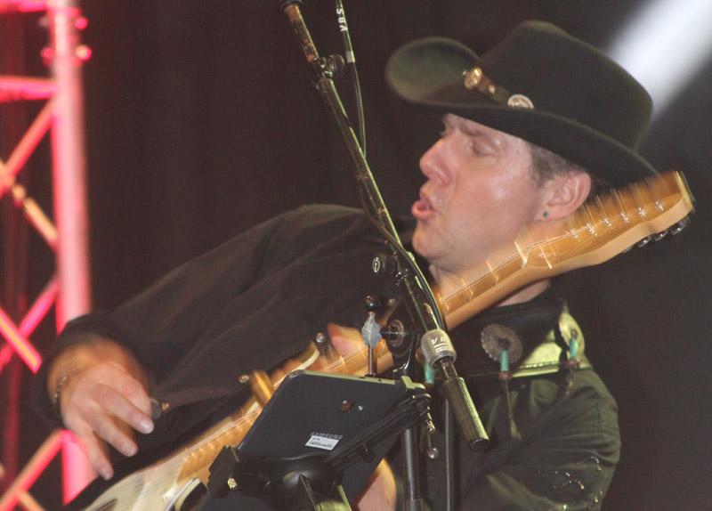 Ian Scott en concert
