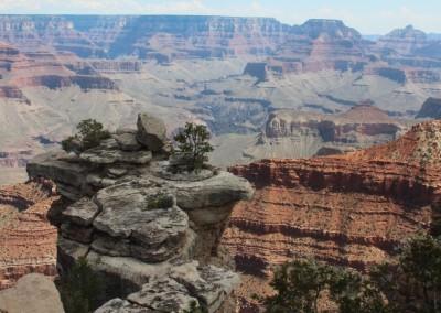 Grand Canyon National Parc - Vue depuis la rive Sud