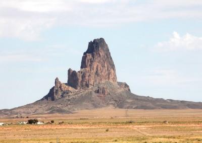 Paysages de roches près de Monument Valley