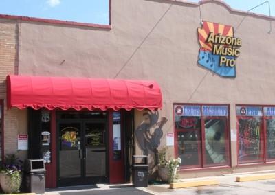 Flagstaff, magasin de musique