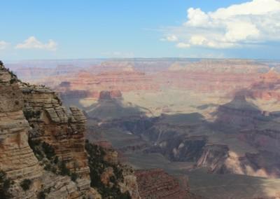 Grand Canyon National Parc - à perte de vue