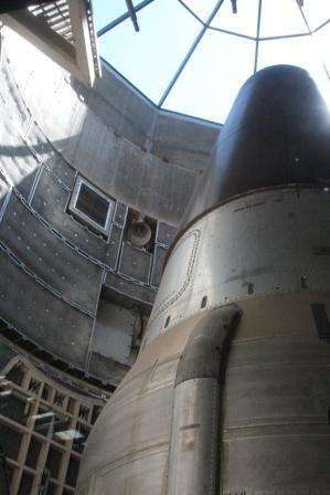 Titan Missile Museum : Le silo de lancement