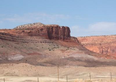 Monument Valley - Paysages aux alentours