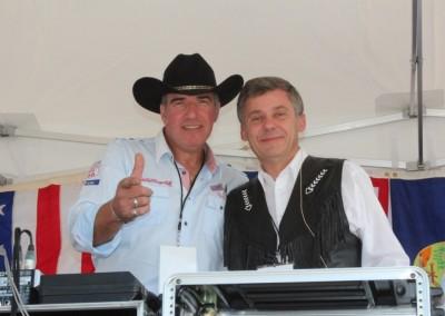 """Festival de Nogent/Oise : Les DJ, Jean-Paul """"le grand cowboy"""" et Patrick Maulavé"""