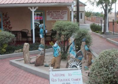 Décorations typique du Nouveau-Mexique