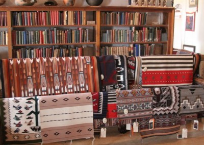 Hubbell Trading Post, magnifiques tapis