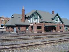 Flagstaff, la Gare ferroviaire