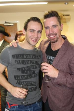 Daniel Trepat & Simon Ward
