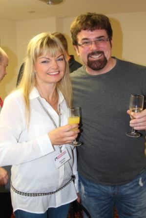 Charlotte Macary & Peter Metelnick