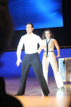 "Show ""Magic"" de Laura Bartolomei et Daniel Trepat"