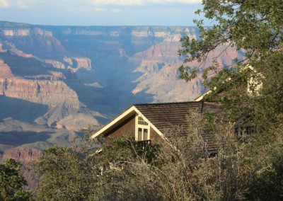 Les Lodges dans Grand Canyon National Parc