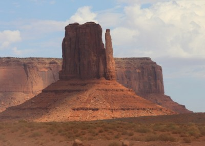 Monument Valley - Elephant Butte