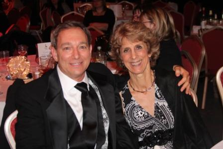 Ira Weisburd et son épouse
