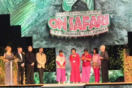 """Award """"Coup de Coeur"""" pour les soeurs Sim venues de Malaisie"""