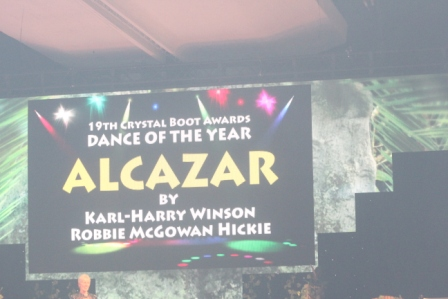 Alcazar : danse de l'année