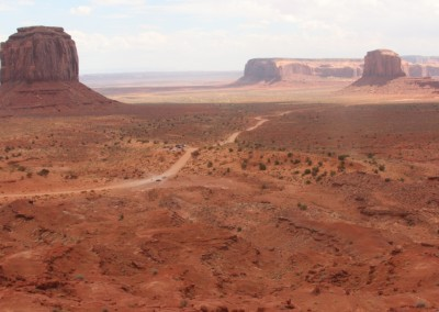 Monument Valley, les sentiers de visite