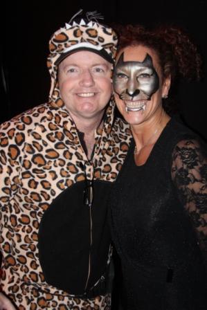 Rob Fowler et Kate Sala
