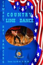COWBOY HAT DANCERS