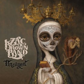 CD-Zac Bronw Band-Uncaged