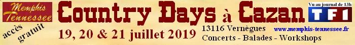 COUNTRY DAYS - Cazan 2019