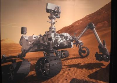En vacances sur Mars...