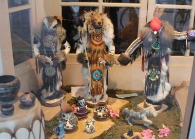 Figurines indiennes