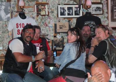 Scottsdale, soirée au Rusty Spur Saloon