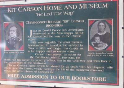 Plaque commémorative du musée