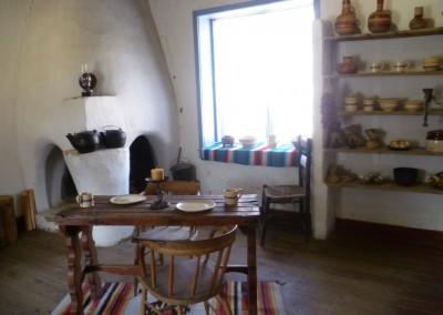 La pièce principale de la maison