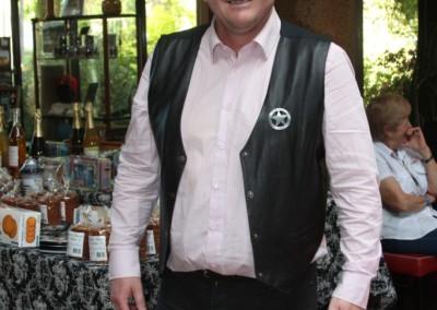 Le directeur du village : Mikael Rouzic