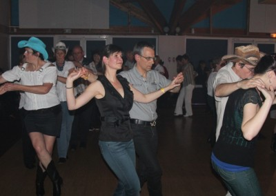Les danses Partner sont toujours appréciées.