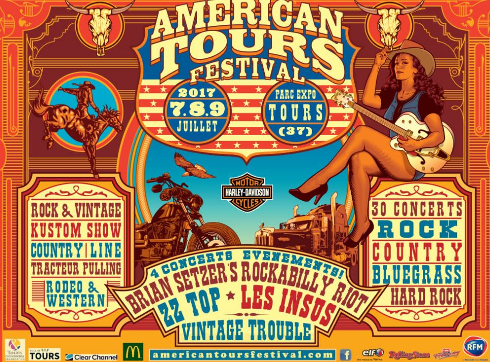 American Tours Festival 2017