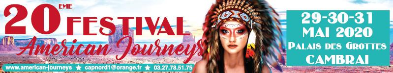 Festival American Journeys 2020